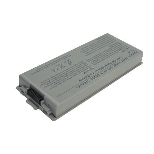 Retro DELL Latitude D810 Serisi Uyumlu Notebook Batarya RDL-048