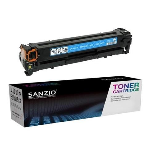 Sanzio Hp Cc531a Muadil Toner