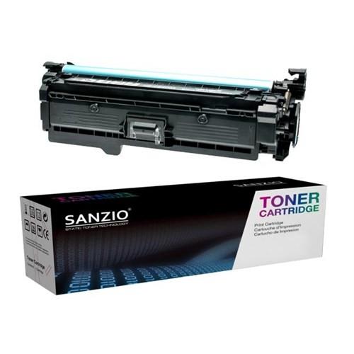 Sanzio Hp Ce402a Muadil Toner Sarı