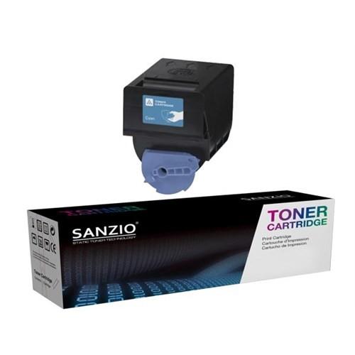 Sanzio Canon Cexv21 Mavi Muadil Toner