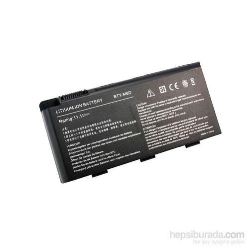Retro Msı Gt60, Gt683dx, Gt70, Gt780dxr, Bty-M6d Notebook Bataryası