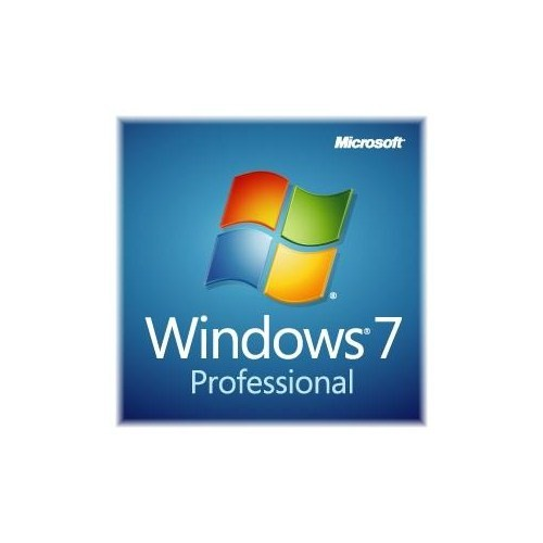 Microsoft Wındows 7 Pro 64Bıt İngilizce Oem Fqc-08289