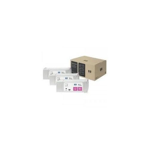 Hp C5068a (81) 3 Lu Paket 680-Ml Kırmızı Boya Kartusları