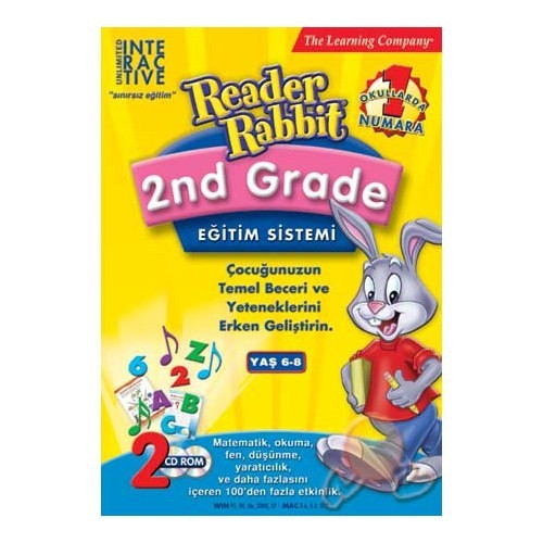 Reader Rabbit 2ND Grade