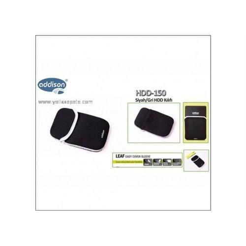 Addison Hdd-150 Siyah/Gri Hdd Kılıfı