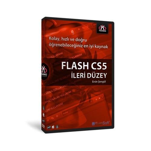 Eurosoft Adobe Flash CS5 İleri Düzey DVD Eğitim Seti