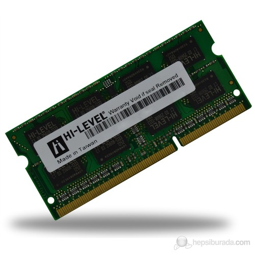 Hi-Level 4GB 1066MHz DDR3 Notebook Ram (HLV-SOPC8500D3/4G)