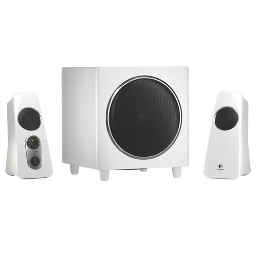 Logitech Z523 Beyaz Speaker (980-000367)