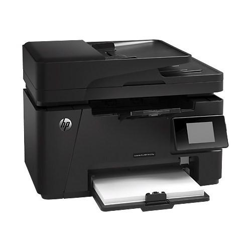 HP LaserJet Pro M127FW Faks + Fotokopi + Tarayıcı + WiFi Laser Yazıcı CZ183A