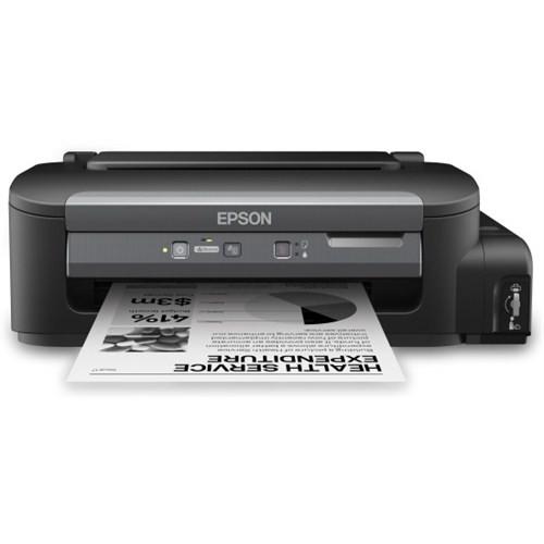 Epson M100 Dahili Mürekkep Tanklı Mono Yazıcı