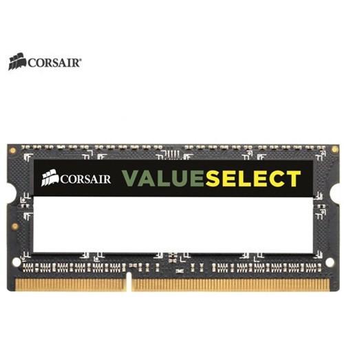 Corsair Value Select 8GB 1600MHz DDR3 Notebook Ram (CMSO8GX3M1A1600C11)