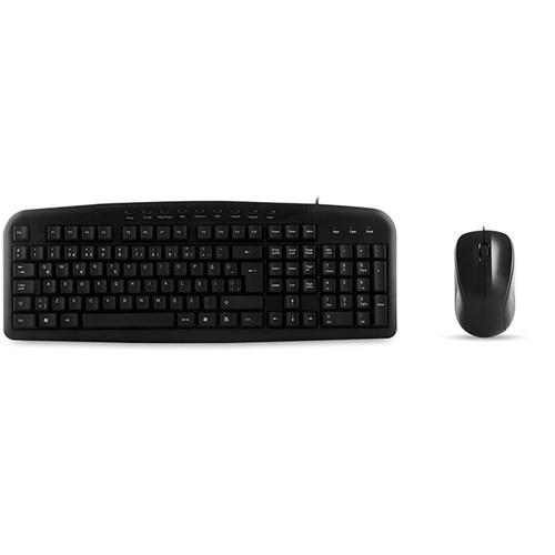 Everest Un-795 Siyah Usb Q Multimedia Klavye + Mouse Set