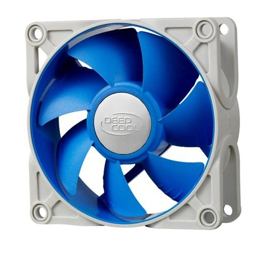 Deep Cool UF80 80mm Mavi Kasa Fanı