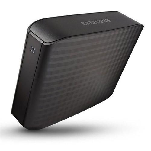 """Samsung D3 4TB 3,5"""" USB 3.0 Taşınabilir Disk (STSHX-D401TDB)"""