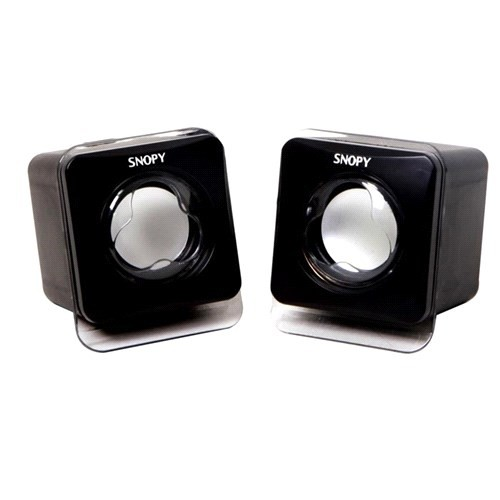 Snopy Sn-121 2.0 Siyah Usb Speaker