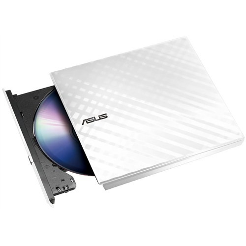 Asus Lite 8X USB Beyaz Harici Optik Sürücü