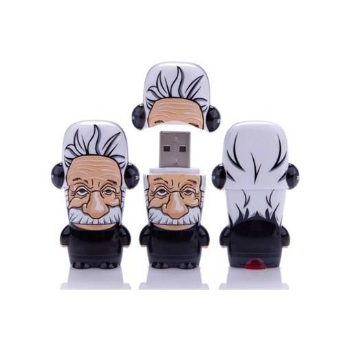 Mimobot 8Gb Einstein Dj Usb Bellek