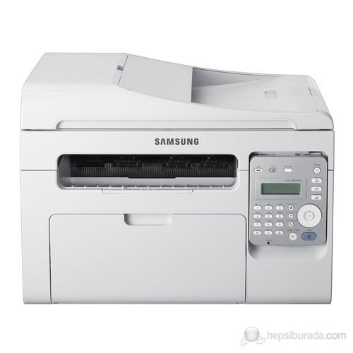 Samsung SCX-3405FW Wi-Fi + Faks + Fotokopi + Tarayıcı Laser Yazıcı