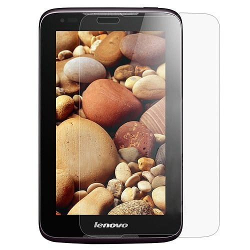 Microsonic Lenovo Ideatab A1000 7'' Ekran Koruyucu Şeffaf Film