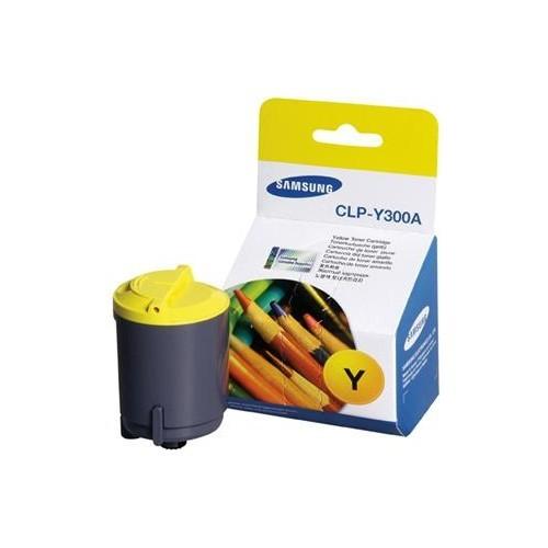 Samsung Clp-300 1.000 Syf.Sarı Toner (Clp-Y300a)