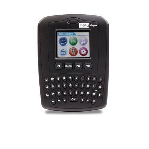 Poly Lingua CS-50 Renkli Ekran Multimedya Konuşan Elektronik Sözlük