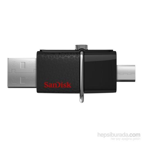 Sandisk Dual Drive 32 GB USB 3.0 USB Bellek SDDD2-032G-G46