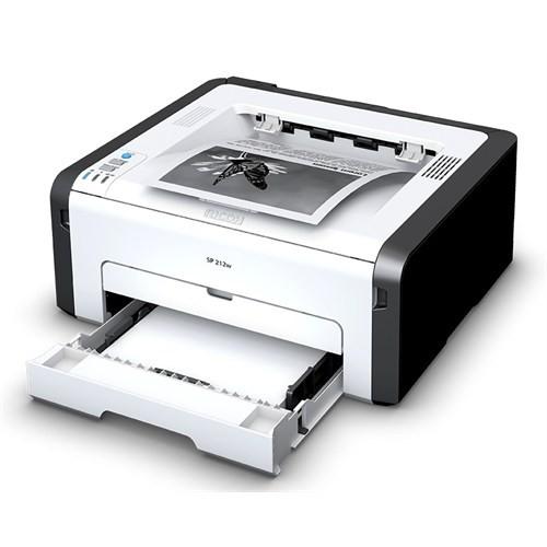 Ricoh SP 212w Mono Lazer Yazıcı-WI FI 407691