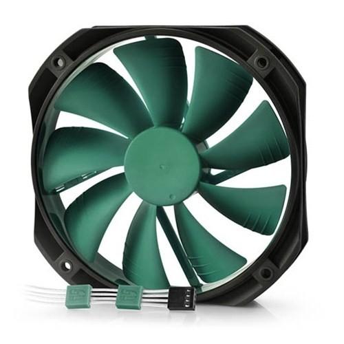 Deep Cool GF140 140mm Yeşil Kasa Fanı