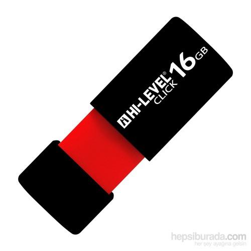 Hi-Level 16GB USB 2.0 Click USB Bellek HLV-USB20-C/16G