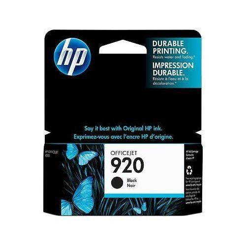 HP 920 Siyah Mürekkep Kartuş CD971AE / CD971A