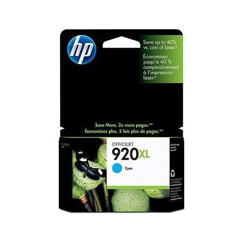 HP 920XL Mavi Mürekkep Kartuş CD972AE / CD972A