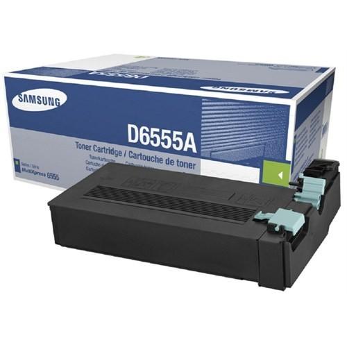 Samsung SCX-D6555A 25000 Sayfa Kapasiteli Siyah Toner