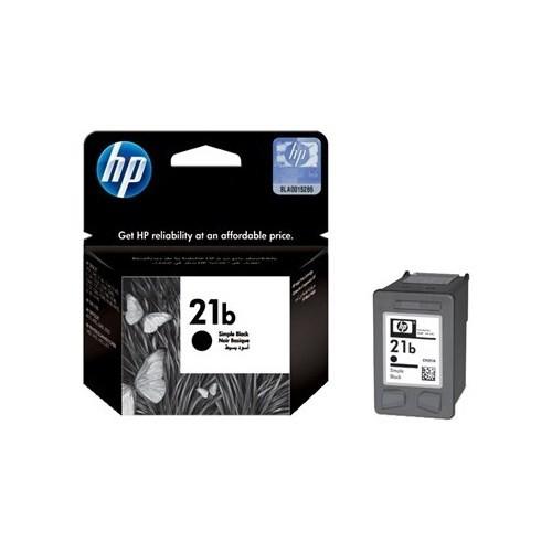HP 21B Siyah Gündelik Kartuş C9351BE / C9351B