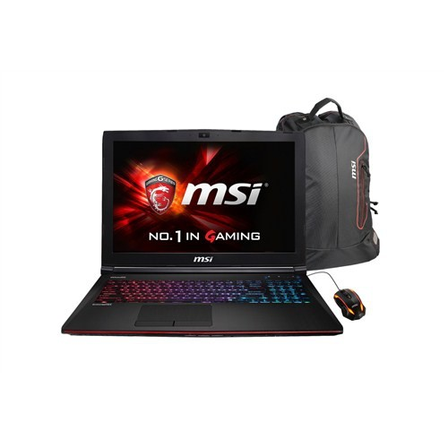 "MSI GE62 Apache 2QE-070TR Intel Core i7 4720HQ 2.6GHz / 3.6GHz 16GB 1TB + 256GB SSD 15.6"" Taşınabilir Bilgisayar"