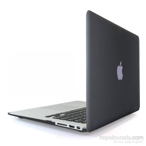 """Apple Macbook Air 13"""" Siyah Kılıf CMA-133B"""