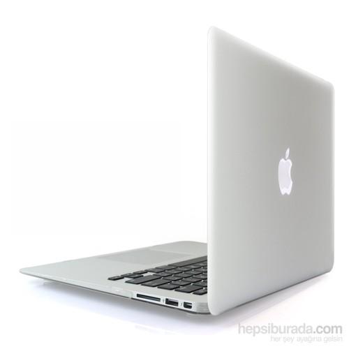 "Apple Macbook Air 13"" Beyaz Kılıf CMA-133W"