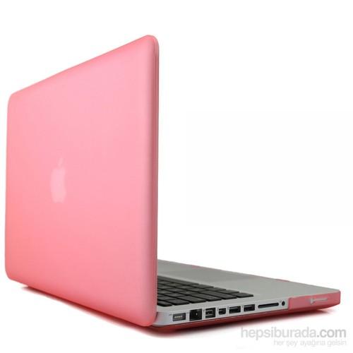 "Apple Macbook Pro 13"" Pembe Kılıf CMP-133P"