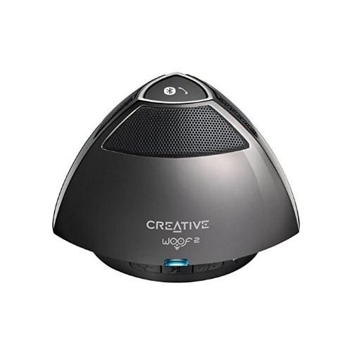 Creative Woof 2 Bluetooth Koyu Gri Speaker