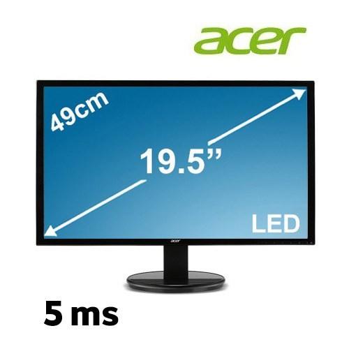 "Acer K202HQLB 19.5"" 5ms (Analog) Led Monitör"