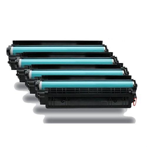 Retech Hp Laserjet M1522nf Toner Muadil Yazıcı Kartuş 4 Lü Ekonomik Paket