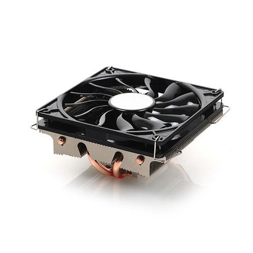 Akasa Nero LX2 Intel 775/115X/1366/2011 AMD AM2/AM3+/FM1/FM2 Low Profile İşlemci Soğutucusu (AK-CC4016EP01)