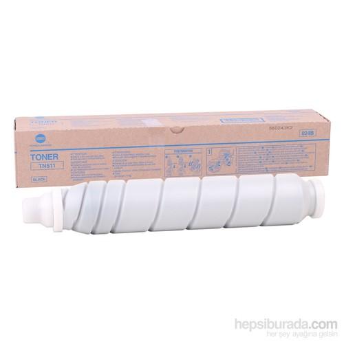 Minolta Tn-511 Orginal Toner Bizhub 360-361-420-421-500-501/ İneo 361-421-501