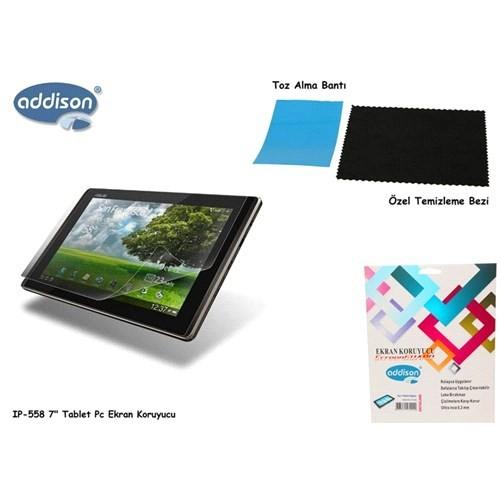 Addison Ip-558 7` Tablet Pc Ekran Koruyucu