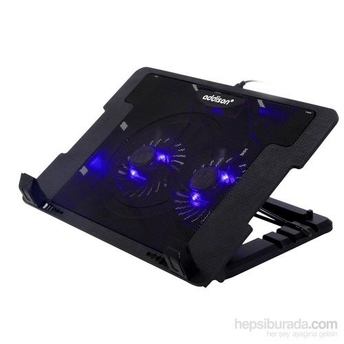 Addison ANC-606 2*Fan Ledli 2* Usb Port Notebook Soğutucu Stand