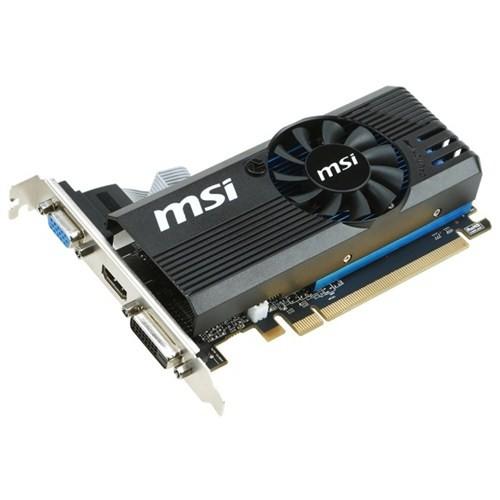 MSI Amd Radeon R7 240 2GB 128Bit DDR3 (DX12) PCI-E 3.0 Ekran Kartı