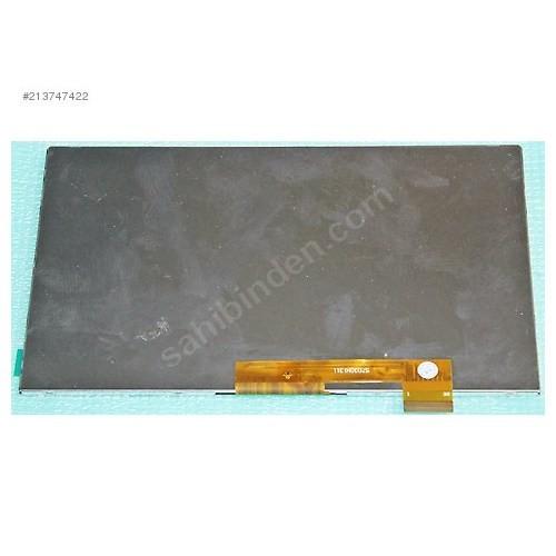 Hometech Easytab S706r 7 İnçtablet Lcd İç Ekran