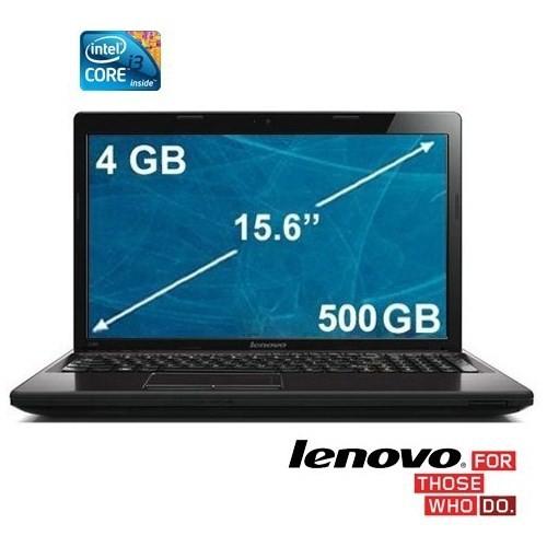 """Lenovo G580AH Intel Core i3 3110M 2.4GHZ 4GB 500GB 15.6"""" Taşınabilir Bilgisayar 59-351266"""