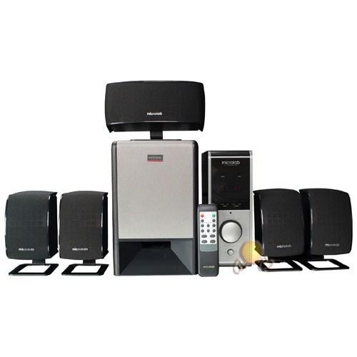 Microlab X23 7500W 5+1 Speaker (siyah)
