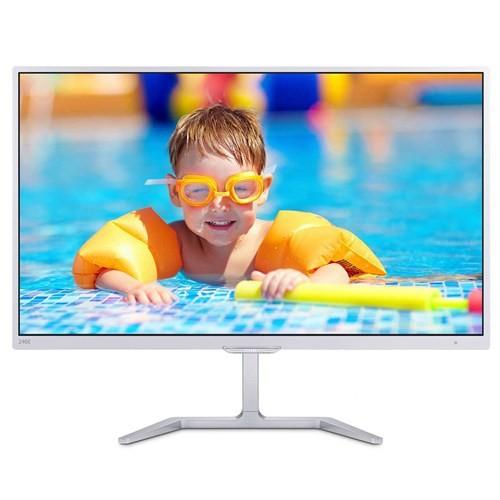 "Philips 246E7QDSW/00 23.6"" 5ms (Analog+DVI-D+HDMI/MHL) Full HD IPS Monitör"