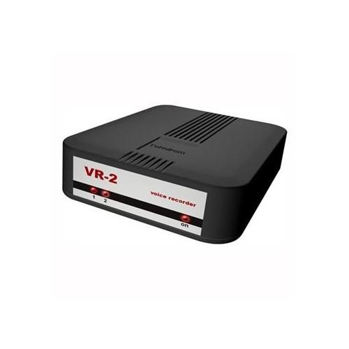 Teknikom Vr2 Net 2 Kanal Telefon Ses Kayıt Cihazı
